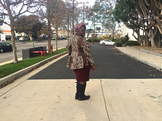Plus Size, Plus Size Fashion, Plus Size OOTD, Outfit of the Day, OOTD, Fashion, Plus Size Blog, PlusSize Style, Pencil Skirt, Leopard Blouse, Style Blog, Turban